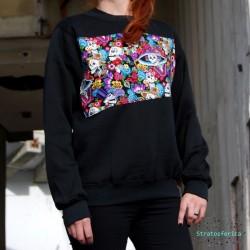 Sudadera  Catrina Multicolor