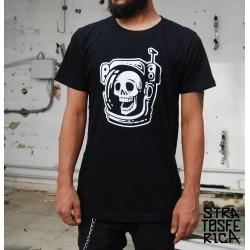 Camiseta AstroSkull Black