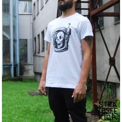 Camiseta AstroSkull White