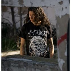 Camiseta  Negra  Lost...