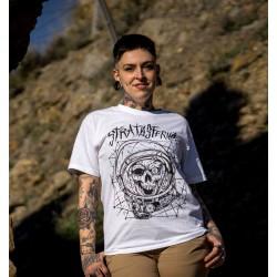 Camiseta Blanca Lost Cosmonaut