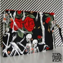 Bolso de mano Esqueletos y...