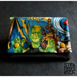 Cartera Monsters